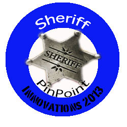 image of the sheriff badge