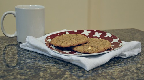Coffee and Cream Cookies