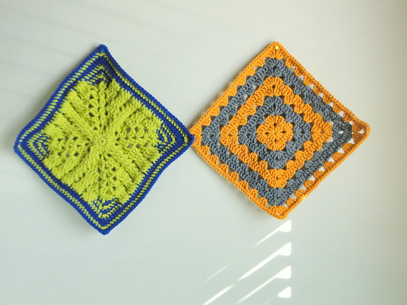blocks 3 & 4 for sampler blanket