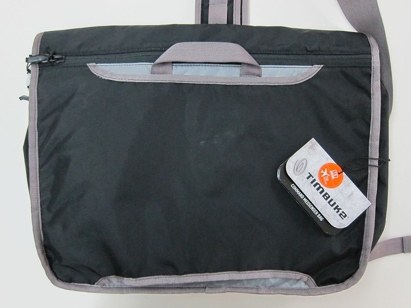 Timbuk2 Command Messenger Bag - Back View