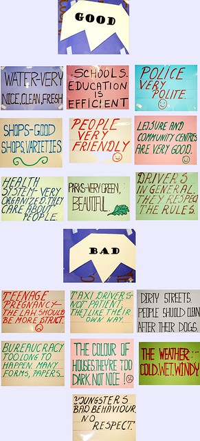 DWoC Good & Bad collage