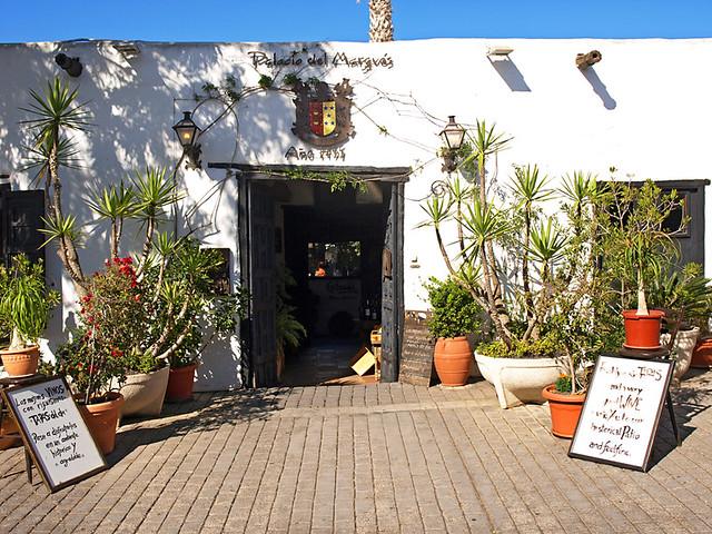 Palacio de Marquesa, Teguise, Lanzarote