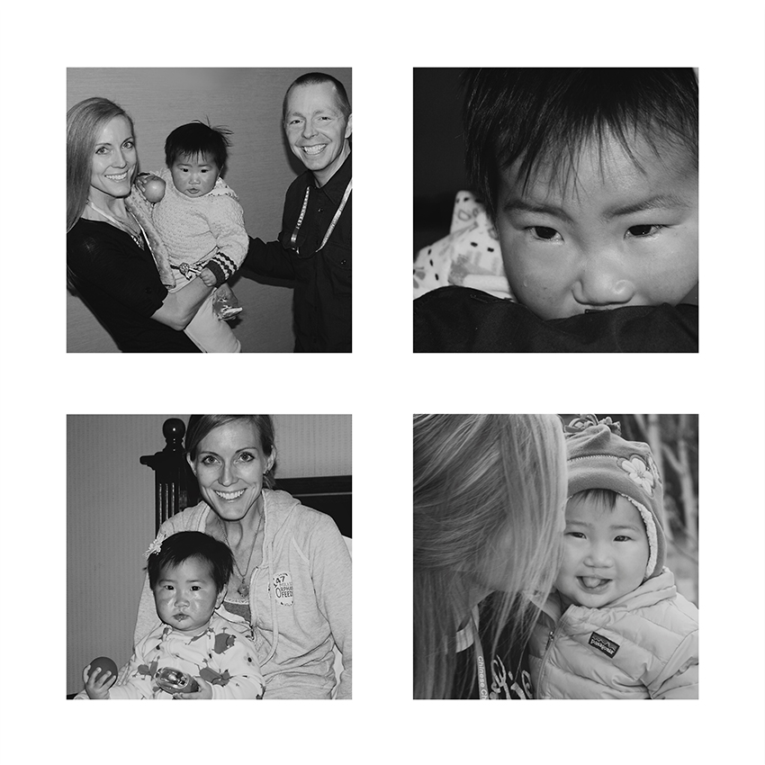 BLOG forever family collage