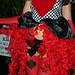 Queen of Hearts Bodypainting