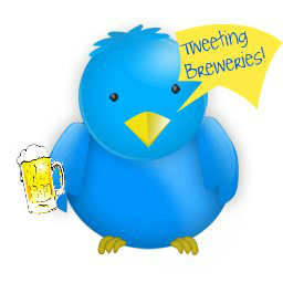 Tweeting breweries