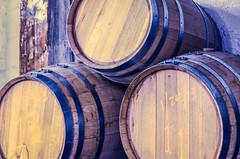 Grand Ten Distilling barrels