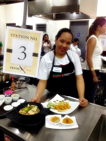Cusina Idol at Galastars Culinary SchoolIMG_9726