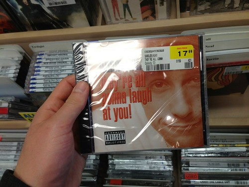 This is why record stores are going out of business