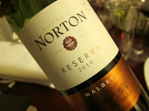 2008 Norton Malbec Reserva