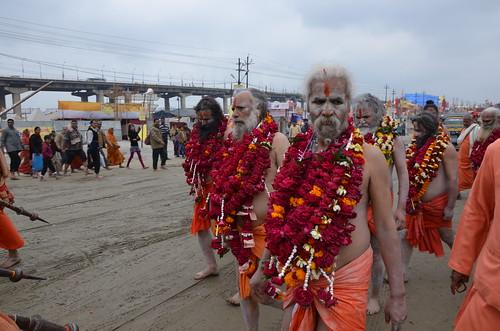 Kumbh Mela Allahabad by Ginas Pics