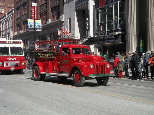 The motor vehicles of St. Patrick's Day (4)