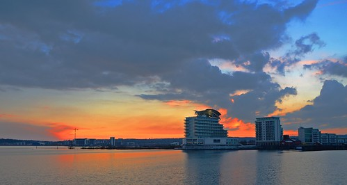 Cardiff Bay 4 by birbee