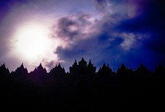 Borobudur (Java, Indonesia)
