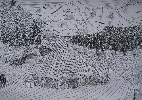 Gr7-u2-Line Drawing 2013-Justin
