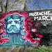 Mustache March by jaroh