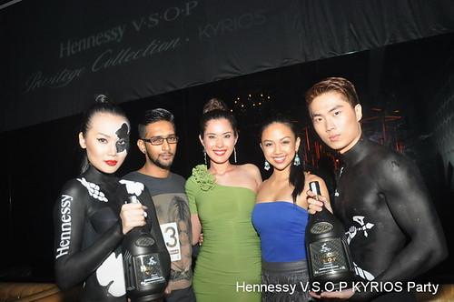 Hennessy V.S.O.P KYRIOS Party 7