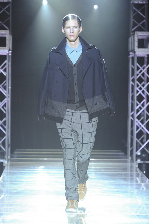 FW13 Tokyo yoshio kubo007_Thomas Aoustet(Fashion Press)