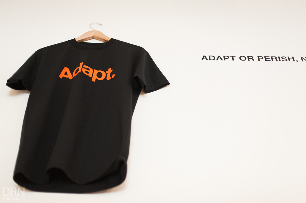 Adapt's Pop Up Shop.