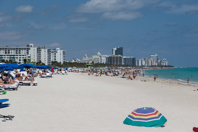 South Beach Weather Hourly