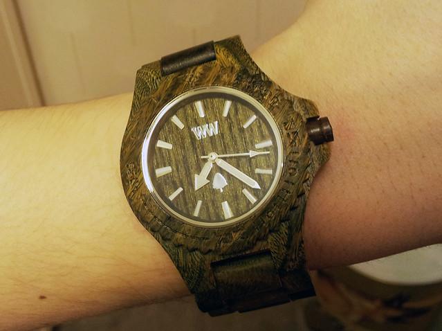 WeWOOD wrist watch