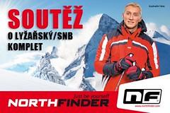 Vyhlášení soutěže s Northfinderem o lyžařský/snb komplet v ceně 6 000 Kč