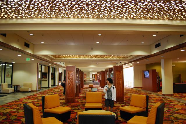 Chunlin in the King Kamehameha Hotel