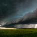 Shelf Cloud by Troy Johnstone