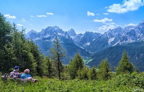 Le dolomiti di Sesto - Sexten (Sud Tirolo - Südtirol) by cicrico