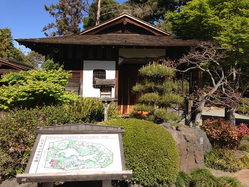 San Mateo Japanese Tea Garden Cleared And Ready For Takeoff