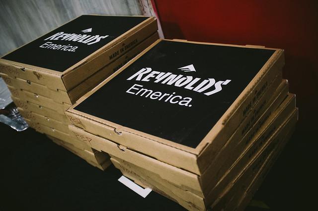 Emerica Reynolds Wear Test @ The Berrics