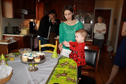William B's 1st Birthday 2013