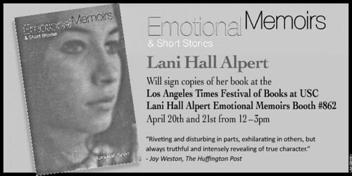 lanihall book ad