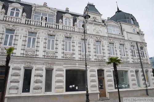 Batumi architecture