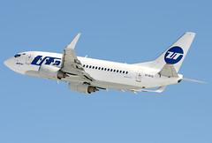 VQ-BAD UTair Aviation Boeing 737-524