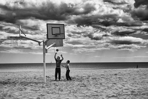 Playa de domingo by foteroconcamara