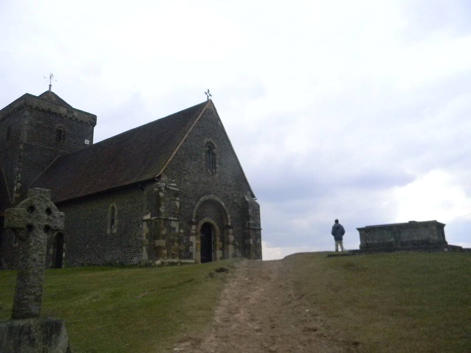 St Martha's on the Mount Guildford to Gomshall