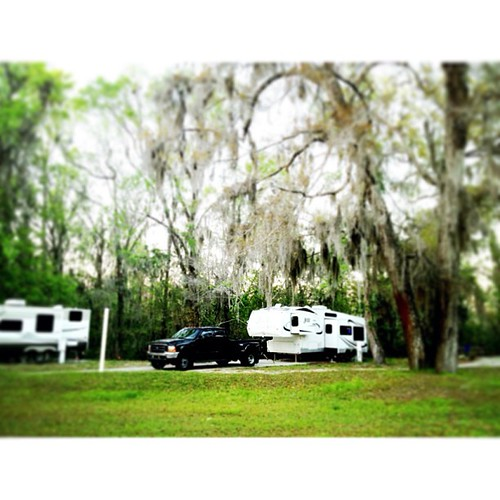 Oh and this. This will be our For Now home for the foreseeable future.  #offtheroad #rv #groundednomad