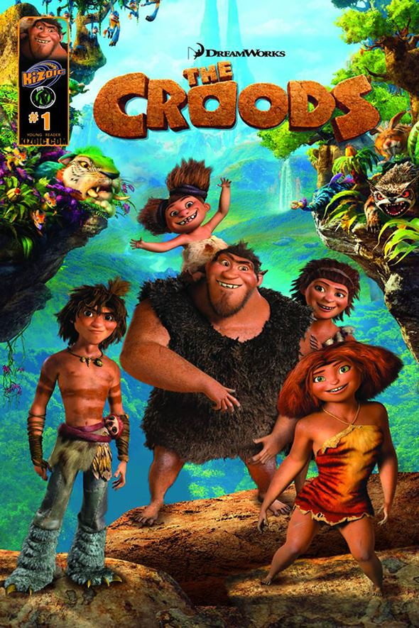The Croods มนุษย์ถ้ำผจญภัย