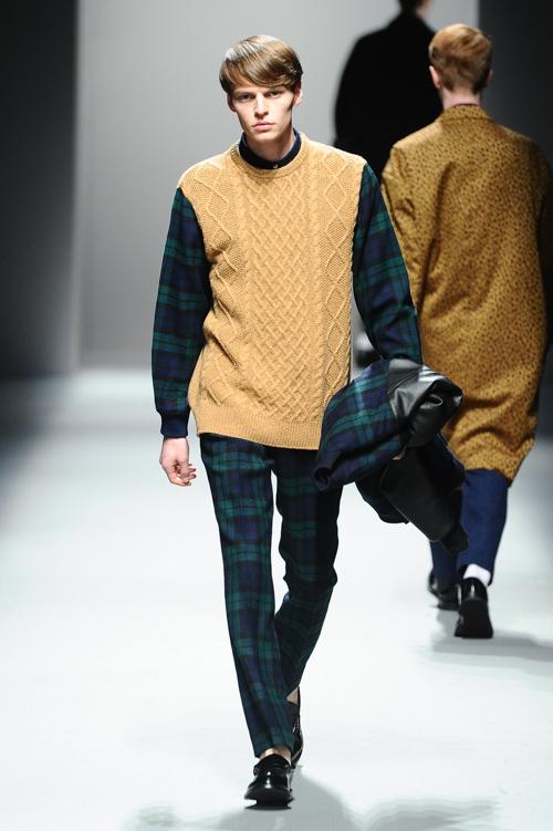 John Hein3083_FW13 Tokyo MR.GENTLEMAN(Fashion Press)