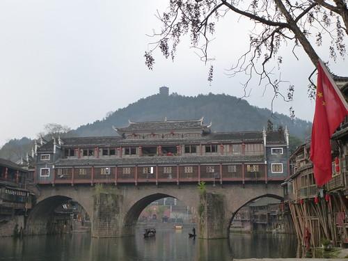 Hunan13-Fenghuang-Ville-Rive Sud (57)