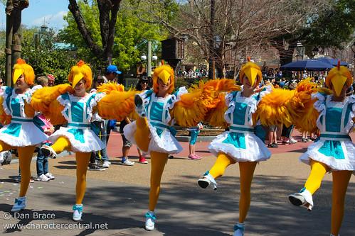 Easter Pre-Parade