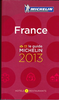 Guide Michelin 2013