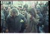 TAM 501 – 429-N/429-P - Joe Papp crosses police line at demonstration for the homeless