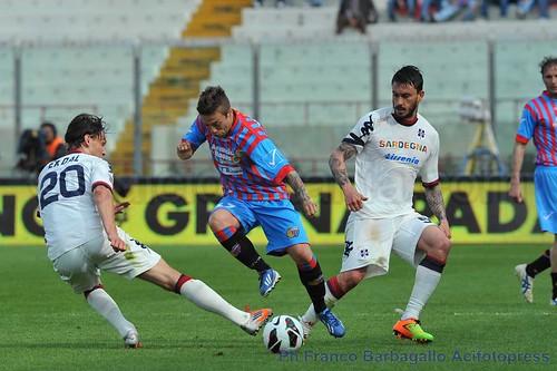 """Catania,Gomez:""""Tanta amarezza per il nostro derby""""$"""