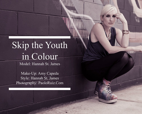 Skip the Youth in Colour