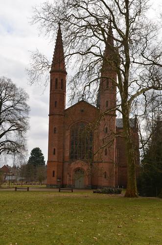 Schlosskirche Letzlingen