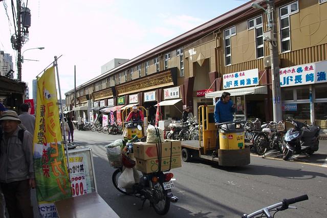 0221 - Tsukiji el Mercado de Pescado