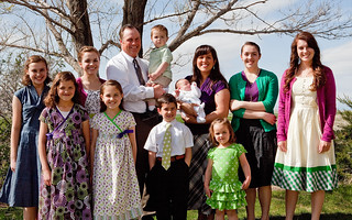 Family Photo April 2013