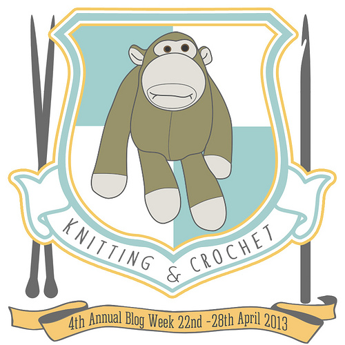 Kniting and crochet blog week house of monkey