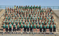 Mason girls track team